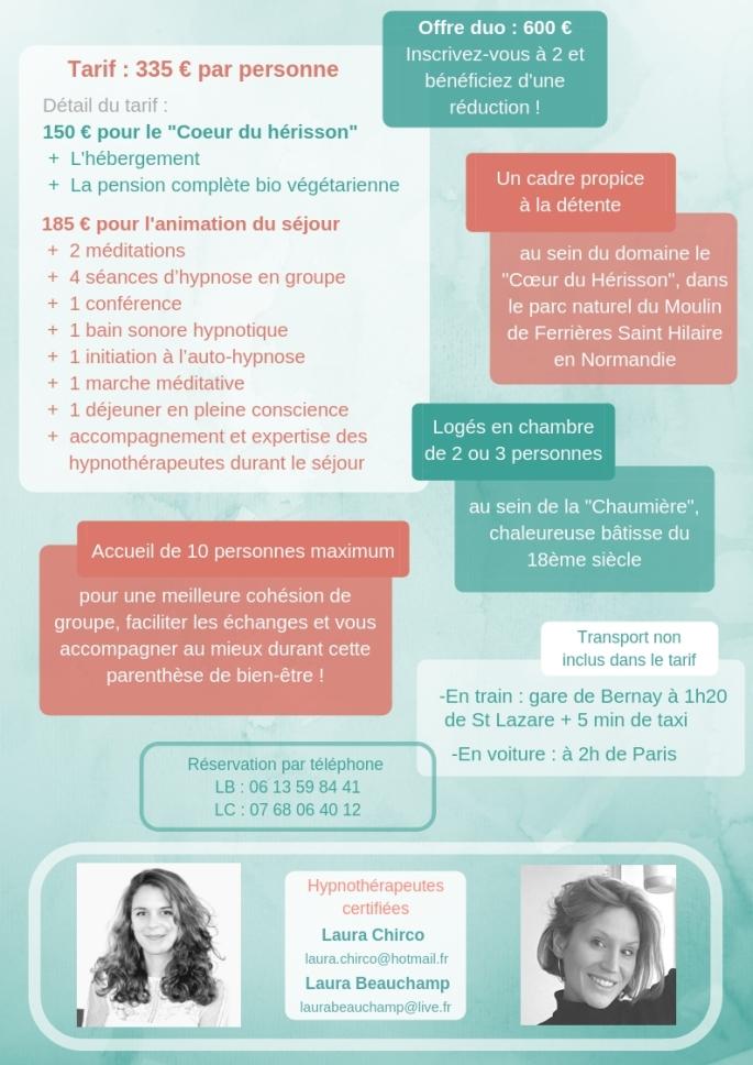 Week-end Hypnose & Bien-être (1)
